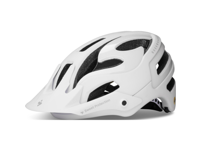 Sweet Protection Bushwhacker II MIPS - MTB hjälm - Matt vit