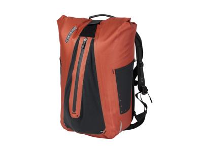 Ortlieb Vario QL2.1 - Cykeltaske og rygsæk i én - 20 liter - Rød