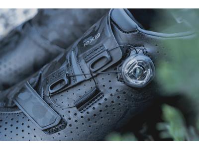 Shimano RX800 - Sykkelsko Grus - Svart