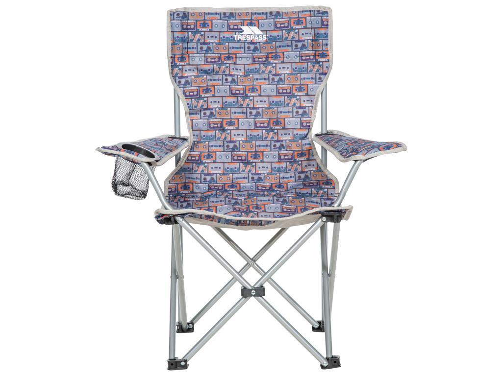 Image of   Trespass JoeJoe - Camping stol - Til børn - Blå