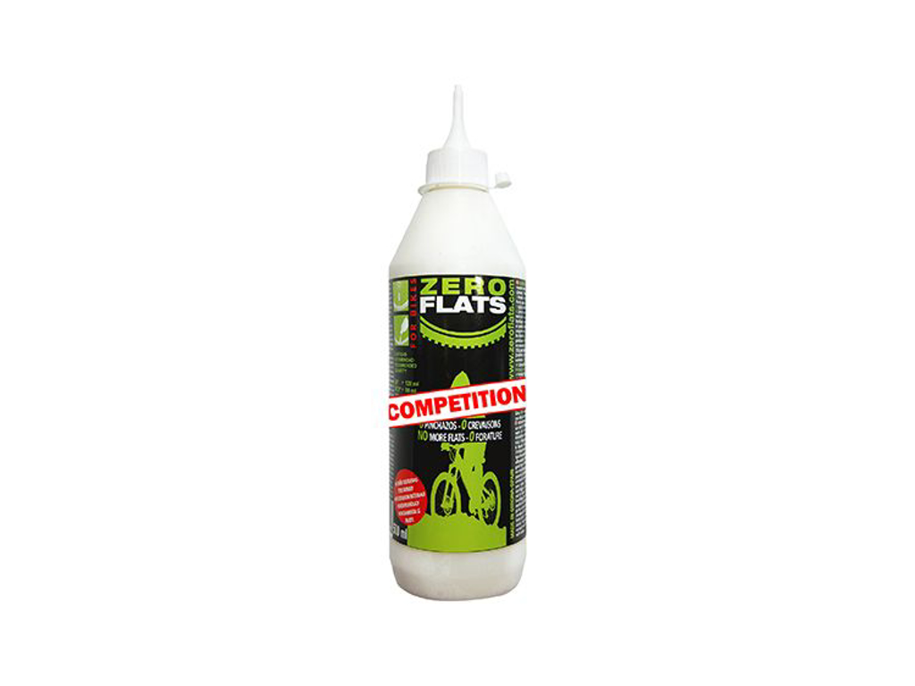 Zero Flats - Competition - Lappevæske til TL-Ready - 500 ml thumbnail