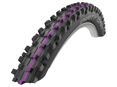 Schwalbe Dirty Dan - Addix - Foldedæk - 27,5x2,35 (60-584)