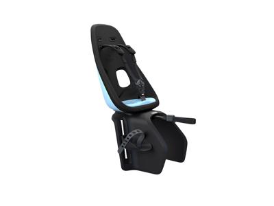 Thule Yepp Nexxt Maxi - Cykelstol med 5-punktssele - Bagagebærermonteret - Sort/blå