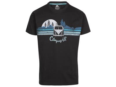 Trespass Cromer - T-Shirt - Sort