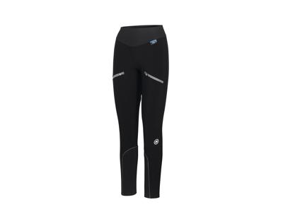 Assos Trail Women's Winter Cargo Pants - Cykelbuks uden pude - Sort