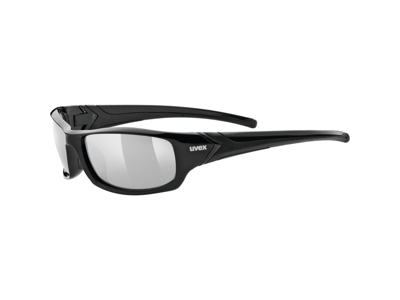 Uvex Sportstyle 211 - Cykelbriller med litemirror linser - Sort