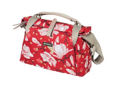 Basil Magnolia City Bag - Styrtaske - 7 liter - Poppy red