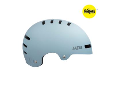 Lazer One+ MIPS - Cykelhjelm Urban - Mat lyseblå
