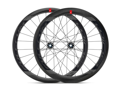"Fulcrum Wind 40/55 DB - Hjulsæt - Road - 28"" - 1650 g. - Disc - Clincher/tubeless ready -"