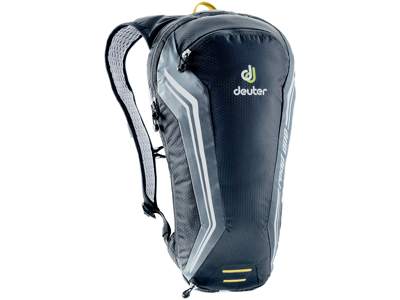 Deuter Rygsæk Road One 5 liter - Sort/Graphite