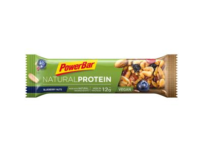 Powerbar Natural Protein - Blåbær og Nødder 40 gram