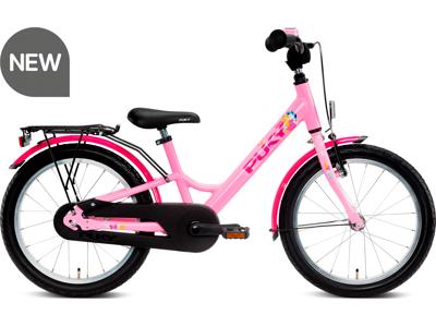 """Puky Youke - Børnecykel 18"""" - Alu - Rosé"""