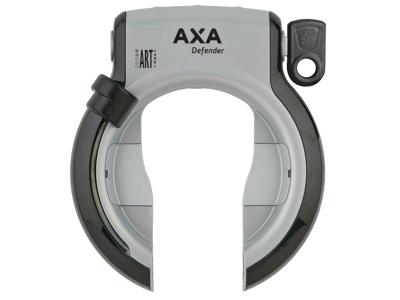 AXA Defender - Ringlås med plug in system - Sølv