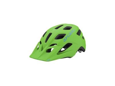 Giro Tremor Child  - Cykelhjelm barn - Str. 47-54 cm - Mat grøn