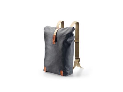 Brooks Pickwick - Daypack rygsæk - Tex Nylon - 26 liter - Grå