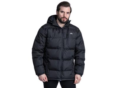 Trespass Clip - Polstret jakke - Sort