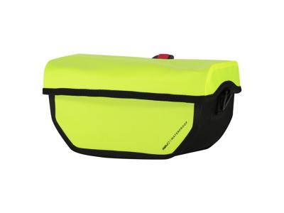 AGU Shelter Clean Handlebar bag - Cykeltaske - Vandtæt - 5 L - Neon Gul
