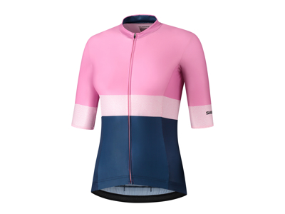 Shimano Yuri - Cykeltrøje MTB med korte ærmer - Dame