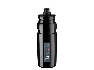 Elite Fly - Drikkedunk 750ml  - 100% Biologisk nedbrydelig - Sort med grå logo