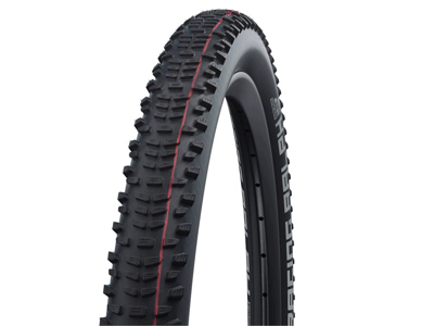 Schwalbe Racing Ralph - Evolution Line TL-Easy Foldedæk - 26x2,25 (57-559) - E-25