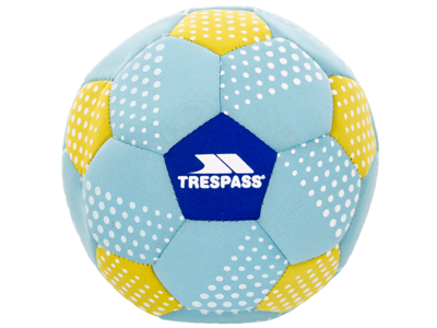 Trespass Fullback - Fodbold til stranden - Neopren - Blå/Gul
