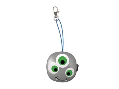 WOWOW Crazy Monsters - Refleksfigur med karabinhage