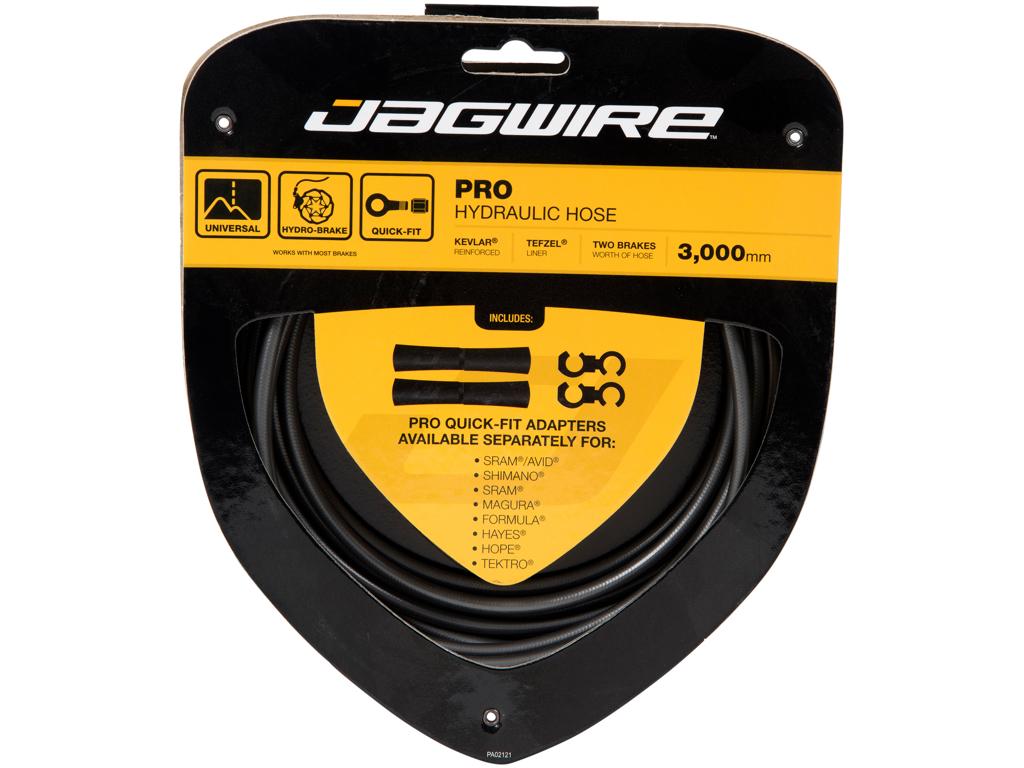 Image of   Jagwire - Pro Hydraulic Hose - Hydraulisk - Quickfit - Grå