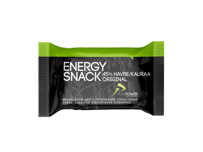 PurePower Energy Snack - Havre 60 gram