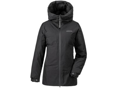 Didriksons - Lima - Womens Puff Jacket - Sort