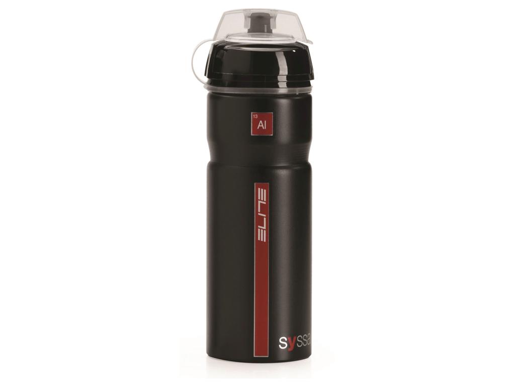 Image of   Elite Syssa - Drikkeflaske 750ml - Aluminium - Sort