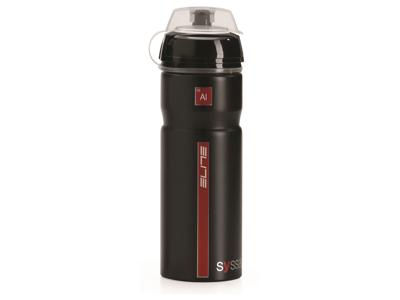 Elite Syssa - Drikkeflaske 750ml  - Aluminium - Sort