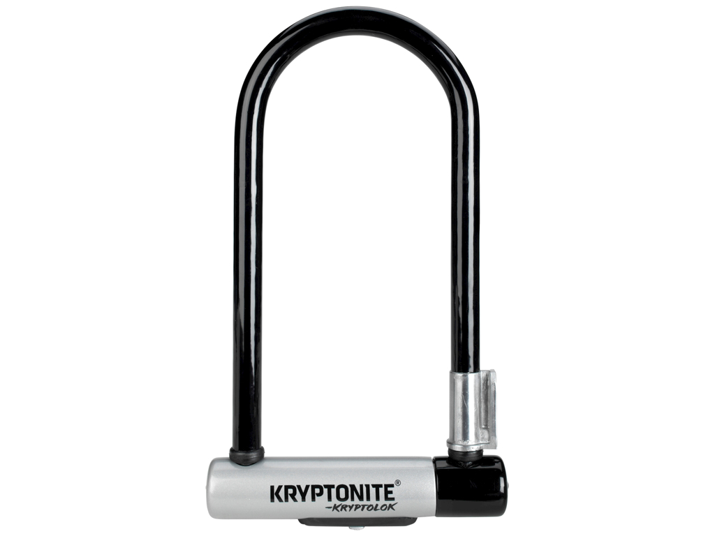 Kryptonite Kryptolok 2 - Bøjlelås U-Lock Std. Flexframe - 10,2x22,9cm thumbnail