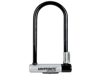 Kryptonite Kryptolok 2 - Bøjlelås U-Lock Std. Flexframe - 10,2x22,9cm