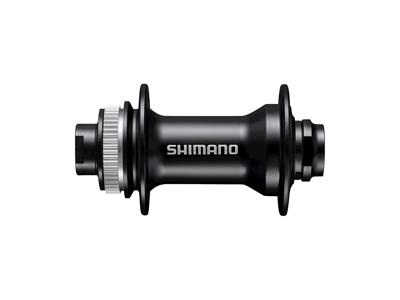 Shimano MT400 - Fornav E-Thru 100mm - Disk center lock - 32 eger