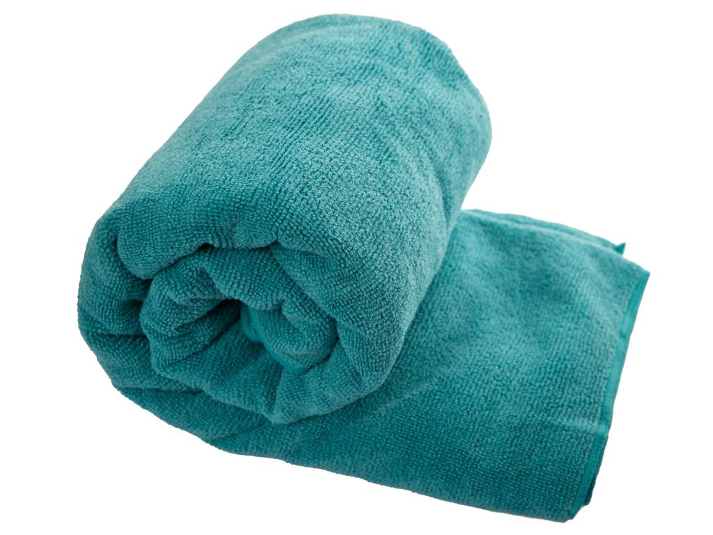 Billede af Trespass Wringin - Hurtigtørrende mikrofiber håndklæde - Blå - 70 x 135 cm