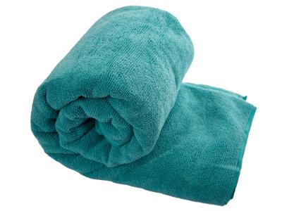 Trespass Wringin - Hurtigtørrende mikrofiber håndklæde - Blå - 70 x 135 cm