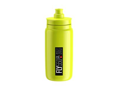 Elite Fly - Drikkedunk 550ml  - 100% Biologisk nedbrydelig - Gul med sort logo