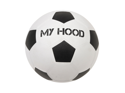 My Hood Stretfodbold - Gummi - Str. 5 - Vulkaniseret gummi