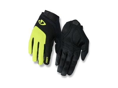 Giro Bravo Gel - Cykelhandske - Lang Finger
