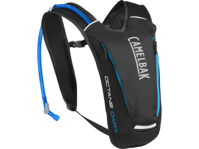 Camelbak Octane Dart 50 OZ Hydration Pack - Rygsæk - Black/Atomic blue