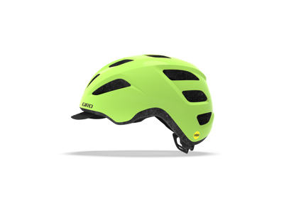 Giro Cormick Mips - Cykelhjelm - Str. 54-61 cm - Mat gul sort