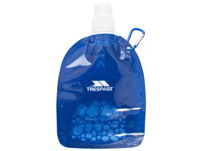 Trespass Hydromini - Foldbar vandflaske - 350 ml. - Blå