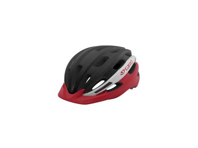 Giro Register Mips - Cykelhjelm - Str. 54-61 cm - Mat sort rød