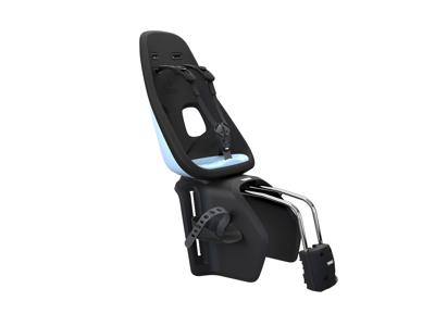Thule Yepp Nexxt Maxi - Cykelstol med 5-punktssele - Stelmonteret - Sort/blå