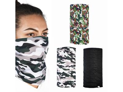 OXC - Halsedisse - 3 st. paket - Polyester - En storlek - Camo
