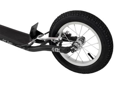 Streetsurfing K-Bike løbehjul - KB1 - Off black