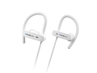 Soundliving - Active - Trådløse bluetooth høretelefoner - Hvid