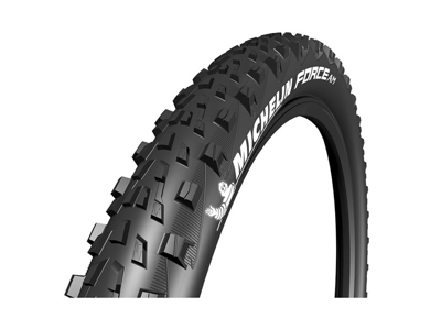 Michelin Force AM 2 - MTB foldedæk - 29x2,35 (58-622) - Sort