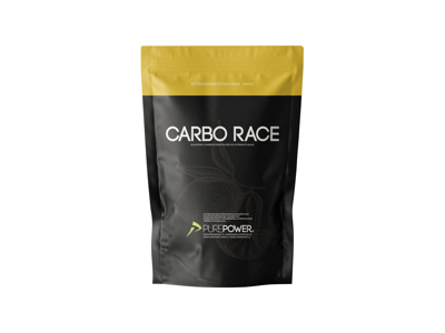 PurePower Carbo Race - Energidrik - Citrus - 1 kg