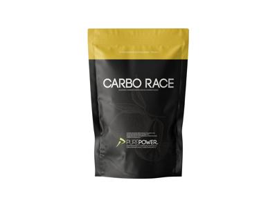 PurePower Carbo Race - Energidrik - Citrus - 1 kg